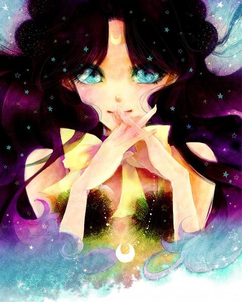 Human Luna - Luna (Sailor Moon)