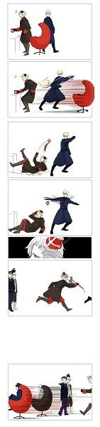 Humor Comic - Comic