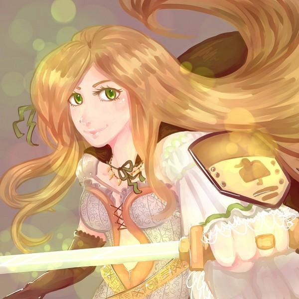 Tags: Anime, Axis Powers: Hetalia, Hungary, Ki-chain-sakura, Fanart, deviantART