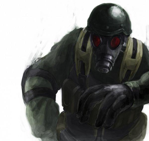 Hunk - Resident Evil