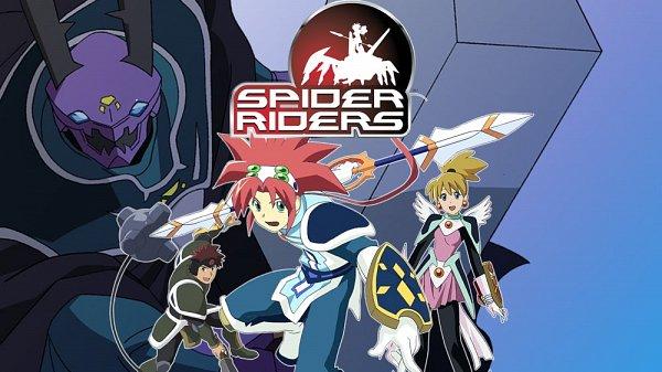 Hunter Steele - Spider Riders