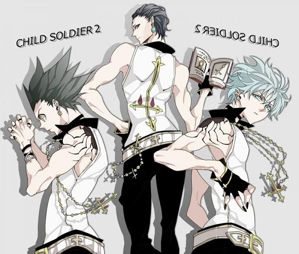 Tags: Anime, Pixiv Id 5349159, Hunter x Hunter, Chrollo Lucilfer, Gon Freaks, Killua Zoldyck, Fanart, Pixiv, Fanart From Pixiv