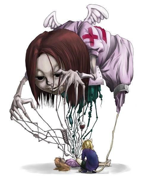 Tags: Anime, Komugi (Hunter x Hunter), Doctor Blythe, Pixiv, Fanart
