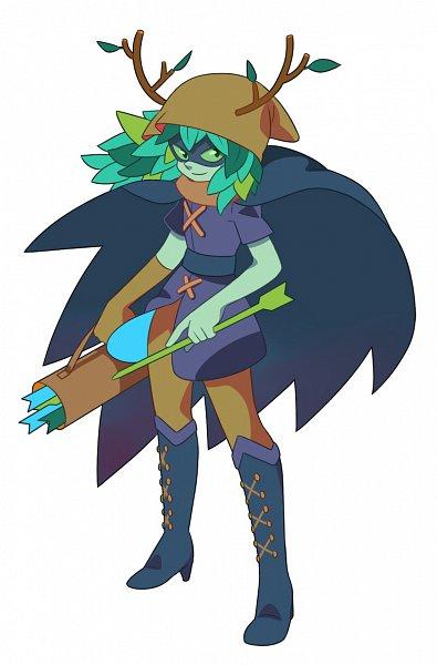 Tags: Anime, Sapphire1010, Adventure Time, Huntress Wizard, Tumblr, Fanart From Tumblr, Fanart