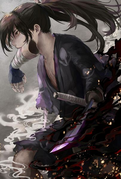Tags: Anime, Pixiv Id 21795938, Dororo (Manga), Hyakkimaru (Dororo), Fanart From Pixiv, Pixiv, Fanart
