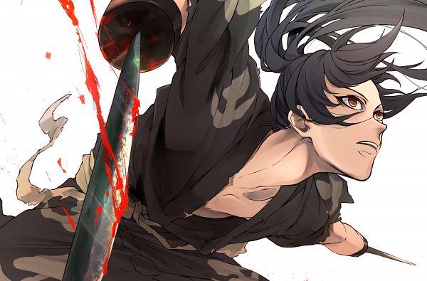 Tags: Anime, Pixiv Id 8467347, Dororo (Manga), Hyakkimaru (Dororo), Pixiv, Fanart, Fanart From Pixiv
