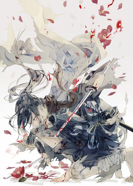 Tags: Anime, Shokumura, Dororo (Manga), Hyakkimaru (Dororo), Pixiv, Fanart, Fanart From Pixiv