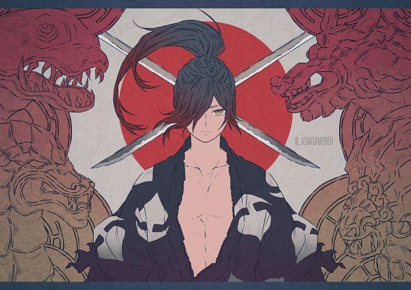Tags: Anime, Pixiv Id 10581072, Dororo (Manga), Hyakkimaru (Dororo), Fanart From Pixiv, Pixiv, Fanart