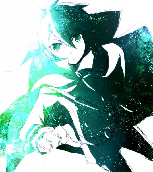Tags: Anime, Tsukimori Usako, Owari no Seraph, Hyakuya Yuuichirou, Fanart