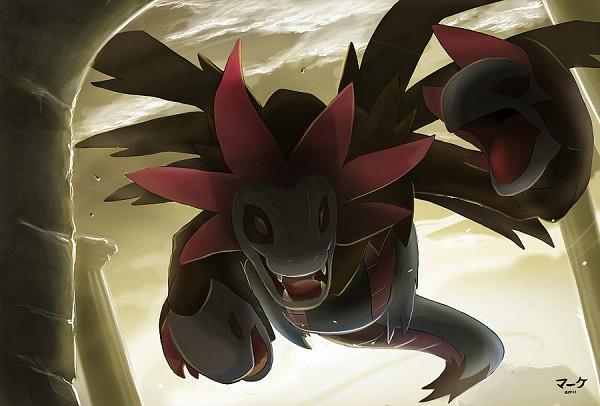 Tags: Anime, Pokémon, Hydreigon
