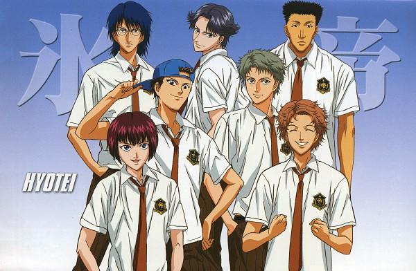 Hyotei Academy - Tennis no Ouji-sama