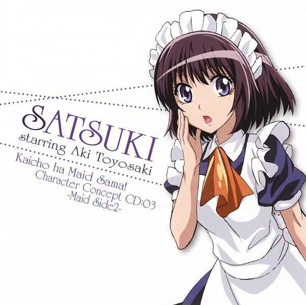 Hyoudou Satsuki - Kaichou wa Maid-sama!