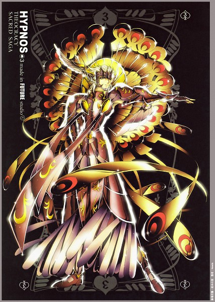 Hypnos - Saint Seiya Lost Canvas