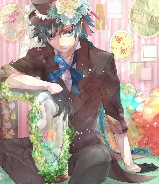 Tags: Anime, Pixiv Id 4734307, Code Geass: Boukoku no Akito, Hyuuga Akito, Pixiv, Fanart, Fanart From Pixiv