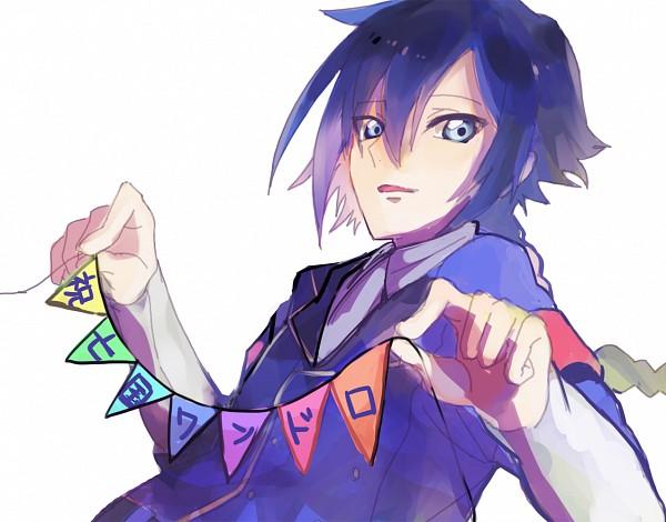 Tags: Anime, Pixiv Id 3549594, Code Geass: Boukoku no Akito, Hyuuga Akito, Pixiv, Fanart From Pixiv, Fanart, PNG Conversion
