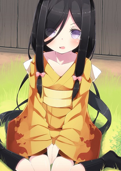 Tags: Anime, Fujiwara Gacho, NARUTO, Hyuuga Hanabi, Mobile Wallpaper