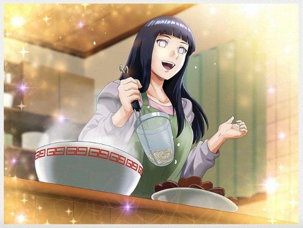Tags: Anime, Studio Pierrot, NARUTO, NARUTO: SHIPPŪDEN, Hyuuga Hinata, Borutage Ninja Voltage, Artist Request, CG Art, Hinata Hyuuga