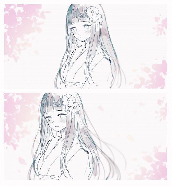 Tags: Anime, Pixiv Id 15840403, NARUTO, Hyuuga Hinata, Fanart, Fanart From Pixiv, Pixiv, Hinata Hyuuga