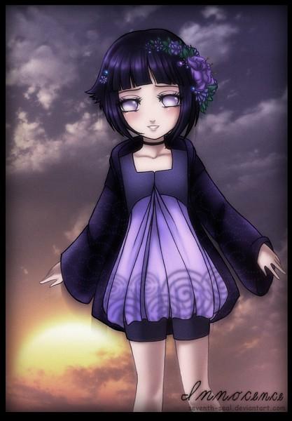 Tags: Anime, Seventh-seal, NARUTO, Hyuuga Hinata, deviantART, Fanart, Hinata Hyuuga