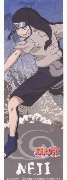 Tags: Anime, NARUTO, Hyuuga Neji, Official Art