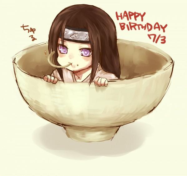 Tags: Anime, Pixiv Id 1076629, NARUTO, Hyuuga Neji, In a Bowl