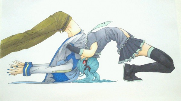 I'm Worried About My Brother - VOCALOID