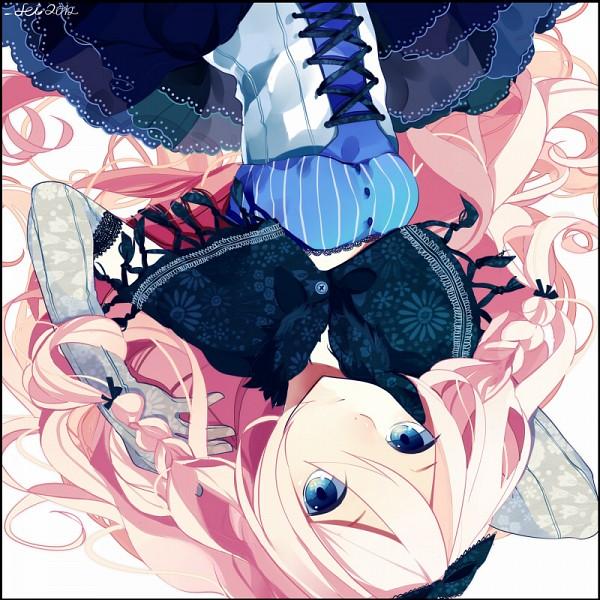 Tags: Anime, Fen Renlei, VOCALOID, IA, Pixiv, Fanart, Fanart From Pixiv