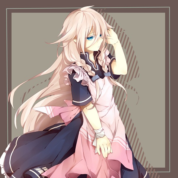 Tags: Anime, Pixiv Id 5929156, VOCALOID, IA, Fanart From Pixiv, Pixiv, Fanart