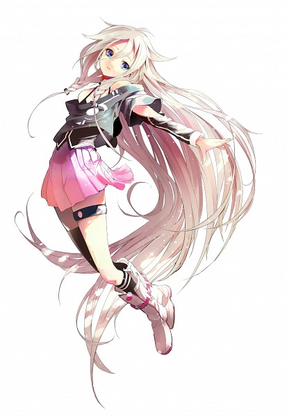 Tags: Anime, Akasaka Aka, VOCALOID, IA, Mobile Wallpaper, Pixiv, Cover Image, Official Art