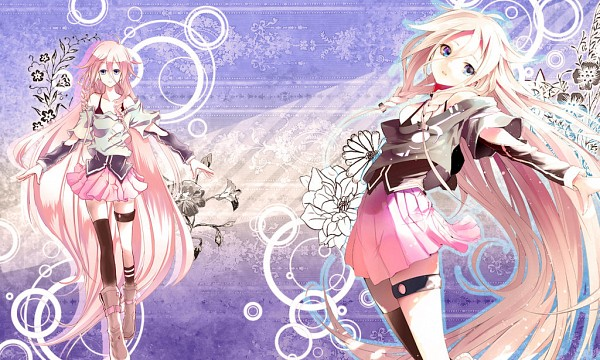 Tags: Anime, VOCALOID, IA