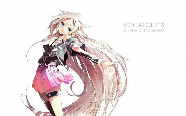 Tags: Anime, Akasaka Aka, VOCALOID, IA, Wallpaper, Official Art