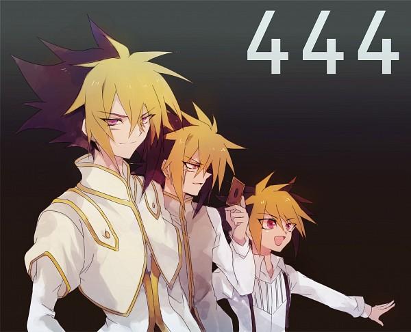 Tags: Anime, Cobalt, Yu-Gi-Oh! ZEXAL, IV (Yu-Gi-Oh! ZEXAL), Tron Family