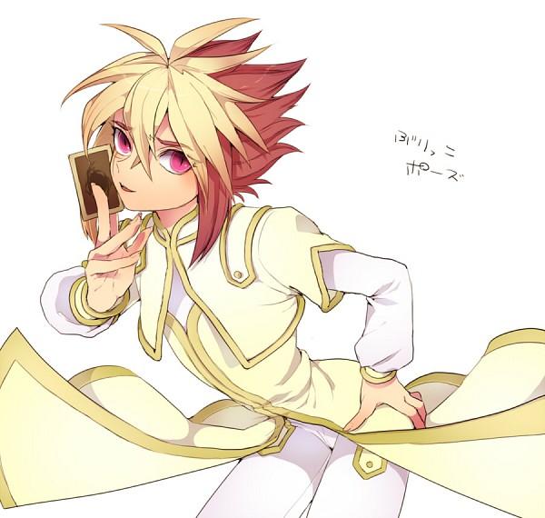 Tags: Anime, Takakura Aki, Yu-Gi-Oh!, Yu-Gi-Oh! ZEXAL, IV (Yu-Gi-Oh! ZEXAL), Pixiv, Fanart From Pixiv, Fanart, Tron Family