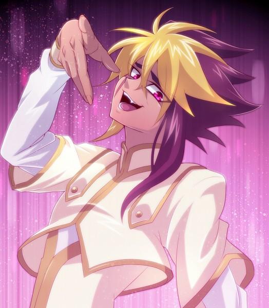 Tags: Anime, Pixiv Id 1076874, Yu-Gi-Oh! ZEXAL, Yu-Gi-Oh!, IV (Yu-Gi-Oh! ZEXAL), PNG Conversion, Pixiv, Fanart From Pixiv, Fanart
