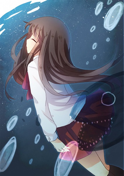 Tags: Anime, Emia Wang, Ib, Ib (Character), Pixiv, Mobile Wallpaper, Fanart