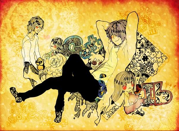 Tags: Anime, Pixiv Id 3823512, Ib, Guertena Weiss, Ib (Character), Garry, Puzzle Piece, Fanart From Pixiv, Pixiv, Fanart