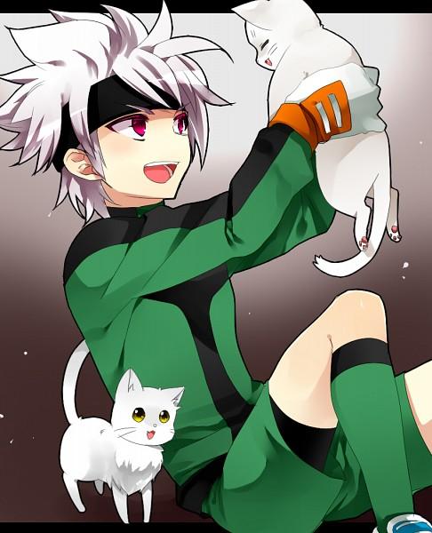 Tags: Anime, Pixiv Id 1717114, Inazuma Eleven GO Galaxy, Inazuma Eleven GO, Ibuki Munemasa, Fanart From Pixiv, Pixiv, Fanart