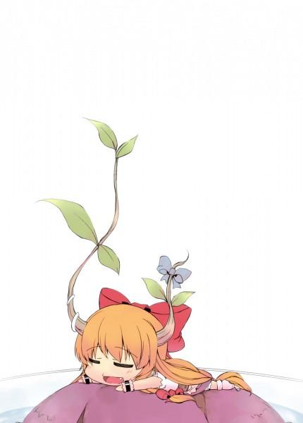 Tags: Anime, Hibitoridori, Touhou, Ibuki Suika, Suika Ibuki