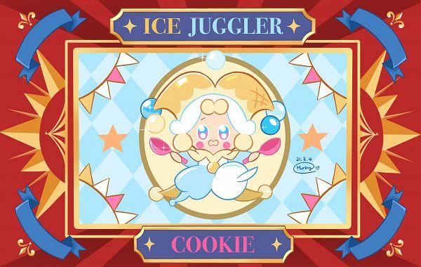 Ice Juggler Cookie - Cookie Run: OvenBreak