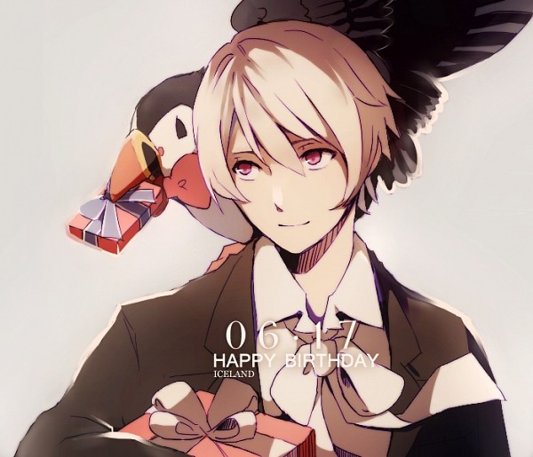 Tags: Anime, dreamocean, Axis Powers: Hetalia, Mr. Puffin, Iceland, Puffin, Nordic Countries