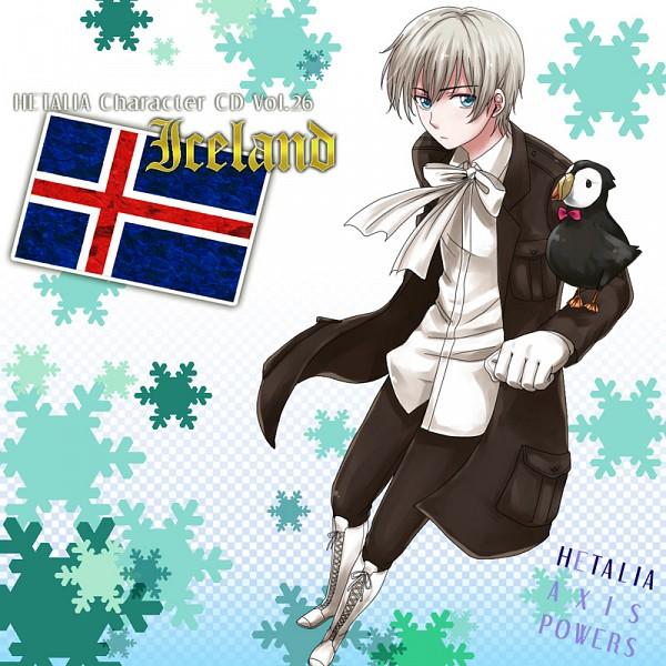 Iceland - Axis Powers: Hetalia