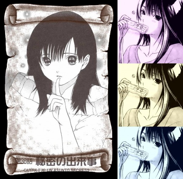 Tags: Anime, Kawashita Mizuki, Ichigo 100%, Wii, Edited