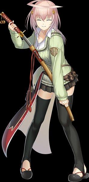 Ichigo Hitofuri (Shinken!!) - Shinken!!