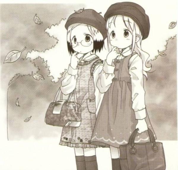 Tags: Anime, Ichigo Mashimaro, Ana Coppola, Sakuragi Matsuri, Official Art, Strawberry Marshmallow