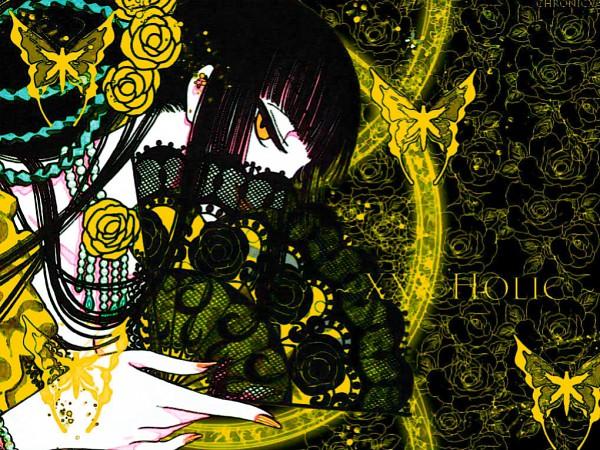 Tags: Anime, xxxHOLiC, Ichihara Yuuko