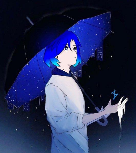 Ichihoshi Mitsuru - Inazuma Eleven Orion no Kokuin