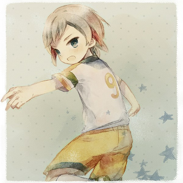 Tags: Anime, Yukino (Pixiv), Level-5, Inazuma Eleven GO, Inazuma Eleven, Ichino Nanasuke, Fanart, Pixiv