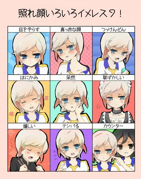 Tags: Anime, Pixiv Id 350255, Level-5, Inazuma Eleven GO, Inazuma Eleven, Ichino Nanasuke, Aoyama Shunsuke