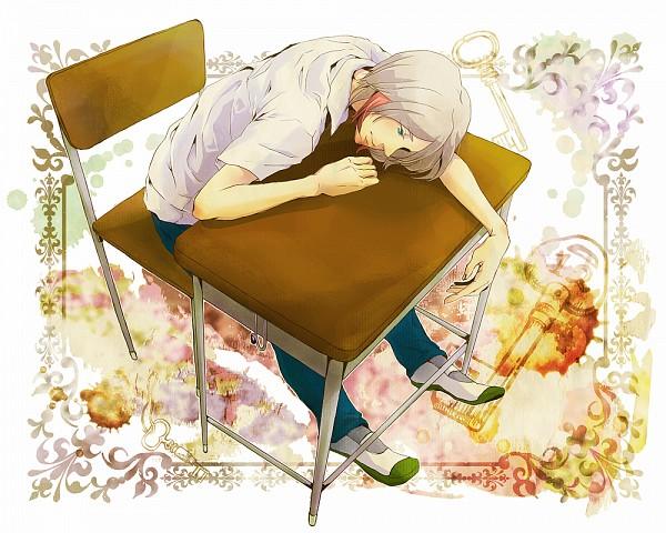 Tags: Anime, Mi2ba, Inazuma Eleven GO, Ichino Nanasuke, Pixiv, Fanart