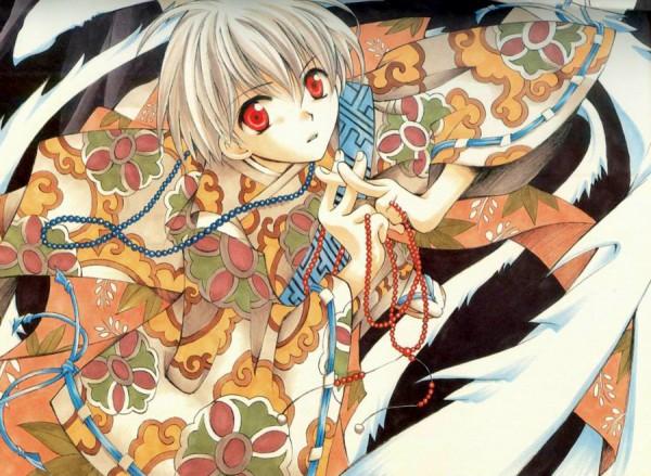 Tags: Anime, Kinoshita Sakura, Tactics, Ichinomiya Kantarou, Official Art